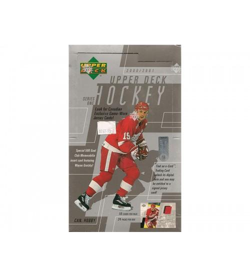 2000/01 Upper Deck  Series 1 Canadian Hockey Hobby Box