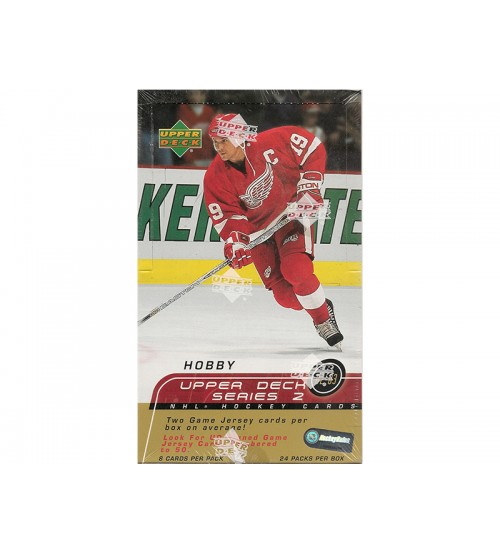 2002-03 Upper Deck Series 2 Hockey Hobby Box