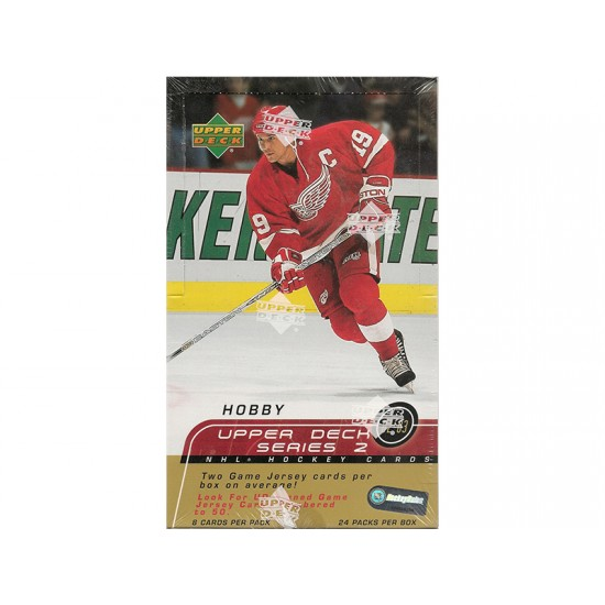 2002/03 Upper Deck Series 2 Hockey Hobby Box