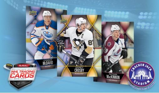Buy, Sell & Trade 2016/17 Upper Deck Tim Hortons Hockey Cards