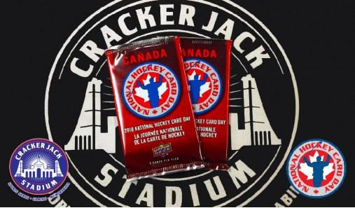 Sat, March 3rd, 2018 is National Hockey Card Day at Crackerjack Stadium