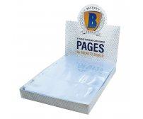 Beckett Shield 9-Pocket Standard Card Binder Page