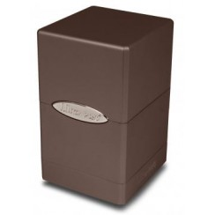 Ultra PRO Brown Satin Tower Deck Box
