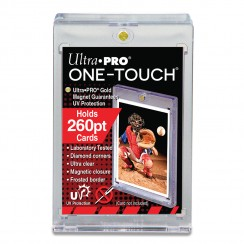 Ultra PRO ONE-TOUCH Magnetic Card Holder, 260pt