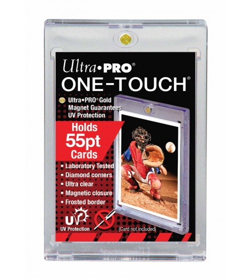 Ultra PRO ONE-TOUCH Magnetic Card Holder, 55pt
