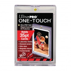Ultra PRO ONE-TOUCH Magnetic Card Holder, Standard 35pt