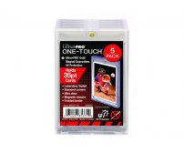 Ultra PRO ONE-TOUCH Magnetic Card Holder, Standard 35pct (5/Pack)