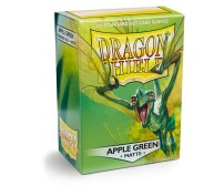 Dragon Shield Card Sleeves - Matte Apple Green - 100/Pack