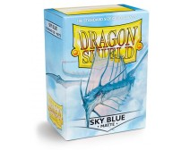 Dragon Shield Card Sleeves - Matte Sky Blue - 100/Pack