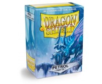 Dragon Shield Card Sleeves - Matte Petrol - 100/Pack