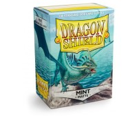 Dragon Shield Card Sleeves - Matte Mint - 100/Pack