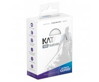 Ultimate Guard Katana Protective 100-Card Sleeves Standard Size, Transparent
