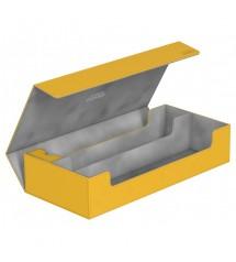 Ultimate Guard SuperHive™ 550-Card Ultimate Storage Case, Amber