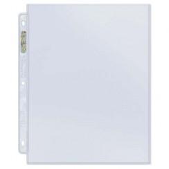 Ultra PRO Platinum Series Hologram 1-Pocket Pages, 100/Pack