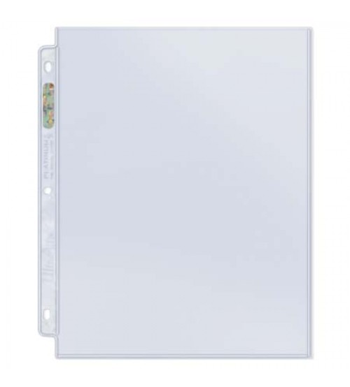 Ultra PRO Platinum Series Hologram 1-Pocket Pages, 100/Pack