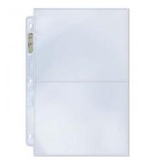 Ultra PRO Platinum Series Hologram 2-Pocket Pages, 100/Pack