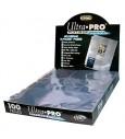Ultra PRO Platinum Series Hologram 9-Pocket Pages, 100/Pack