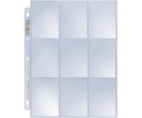 Ultra PRO Platinum Series Hologram 9-Pocket Pages, 25/Pack
