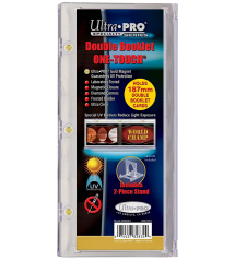 Ultra PRO Specialty Series Double Booklet ONE-TOUCH for 185mm Cards
