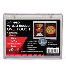 Ultra PRO Vertical Booklet ONE-TOUCH for 175pt Cards