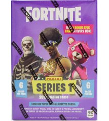 2019 Panini Fortnite Series 1 Trading Cards Blaster Box
