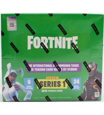 2019 Panini Fortnite Series 1 Trading Cards Box