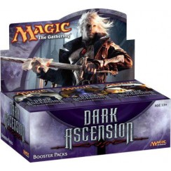 Magic: The Gathering® Dark Ascension - 36pk Factory-Sealed Booster Box