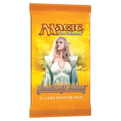 Magic: The Gathering® Dragon's Maze - 15-card Booster Pack