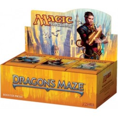 Magic: The Gathering® Dragon's Maze - 36pk Factory-Sealed Booster Box