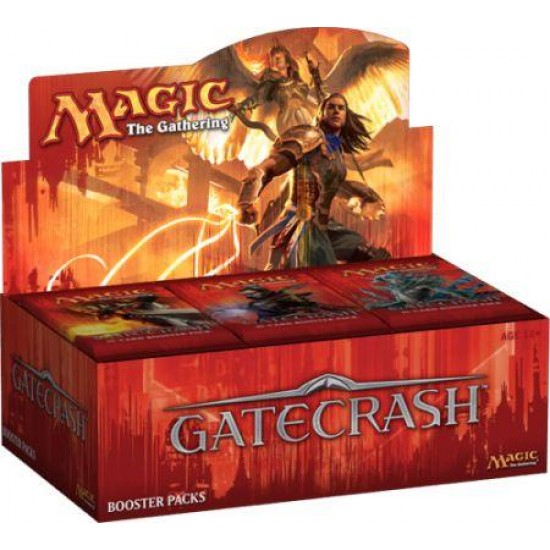 Magic: The Gathering® Gatecrash - 36pk Factory-Sealed Booster Box