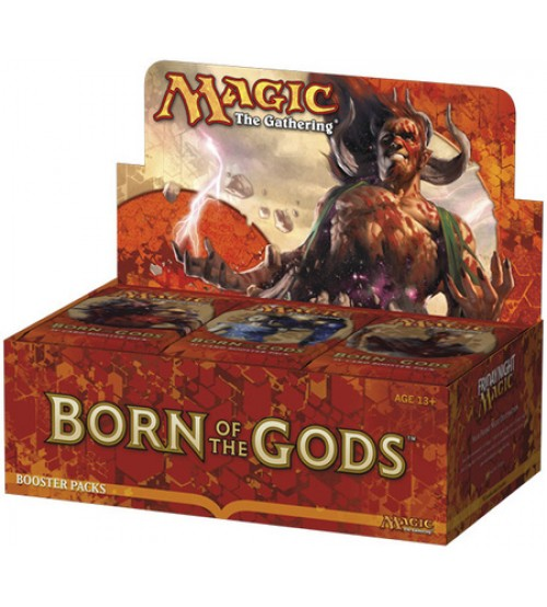 Magic: The Gathering® Born of the Gods - 36pk Factory-Sealed Booster Box