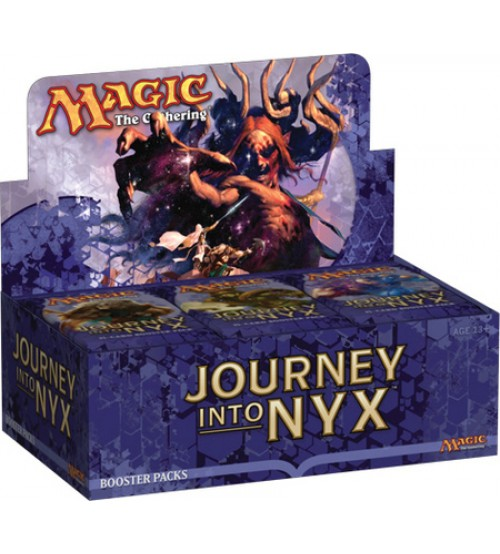 Magic: The Gathering® Journey into Nyx - 36pk Factory-Sealed Booster Box
