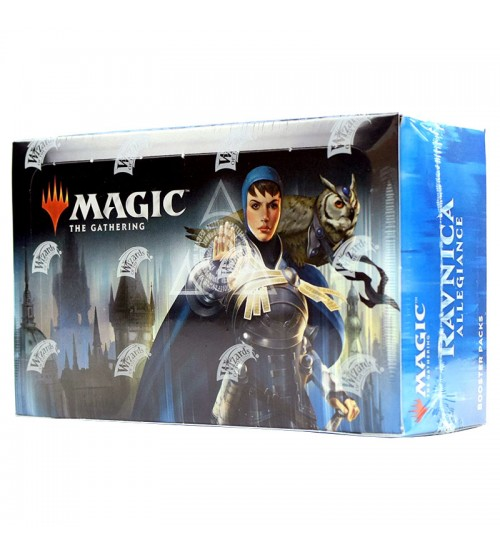 Magic The Gathering Ravnica Allegiance Booster Box, 36/Pack
