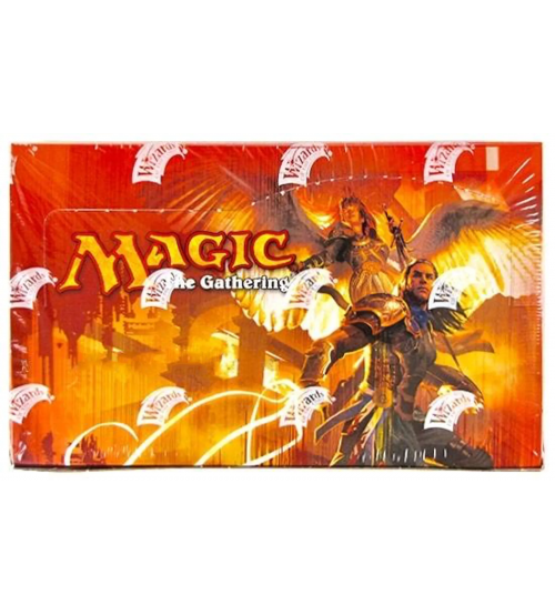 Magic The Gathering Gatecrash Booster Box, 36/Pack