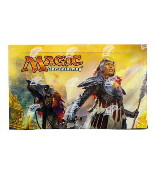 Magic The Gathering Rivals of Ixalan Booster Box, 36/Pack