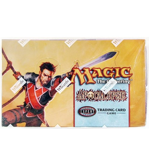 Magic: The Gathering Apocalypse Booster Box, 36/Pack