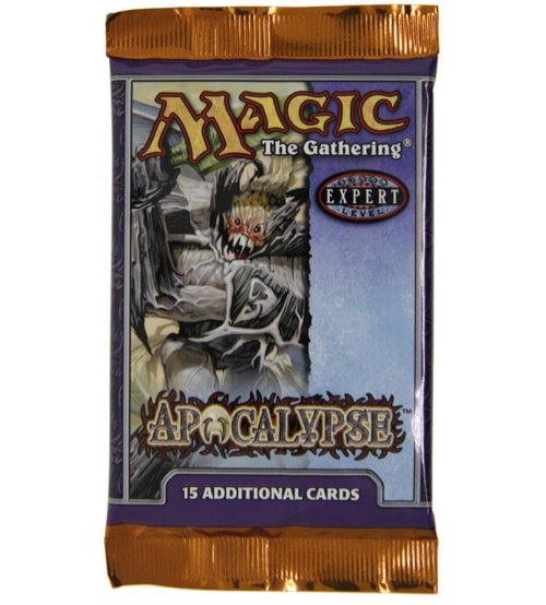 Magic: The Gathering Apocalypse 15-Card Booster Pack