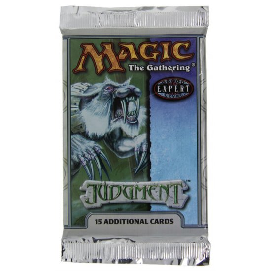 Magic: The Gathering Judgment 15-Card Booster Pack