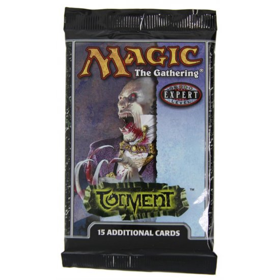 Magic: The Gathering Torment 15-Card Booster Pack