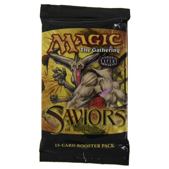Magic: The Gathering Saviors of Kamigawa 15-Card Booster Pack