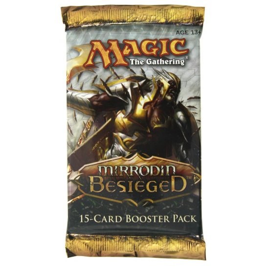 Magic: The Gathering Mirrodin Besieged 15-Card Booster Pack