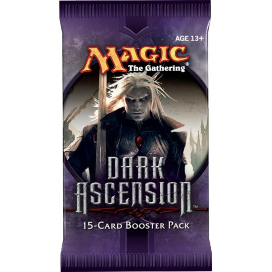 Magic: The Gathering Dark Ascension 15-Card Booster Pack