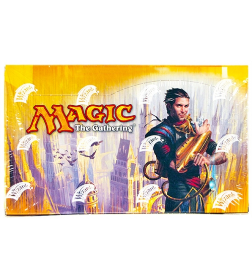 Magic The Gathering Dragon's Maze Booster Box, 36/Pack