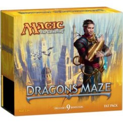 Magic: The Gathering Dragon's Maze Fat Pack