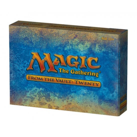 Magic: The Gathering From the Vault: Twenty