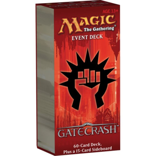 Magic: The Gathering Gatecrash Event Deck - Rally and Rout