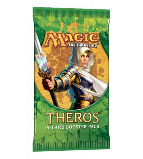 Magic: The Gathering Theros 15-Card Pack