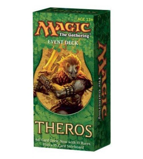 Magic: The Gathering Theros Event Deck - Inspiring Heroics