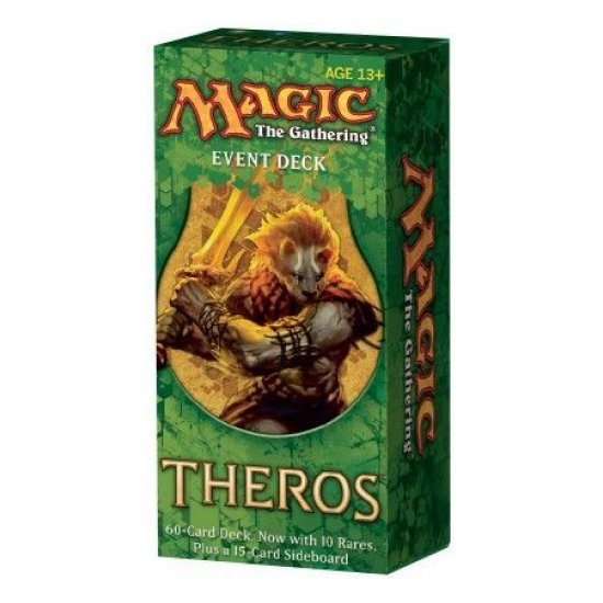 Magic: The Gathering Theros Event Deck - Inspiring Heroics