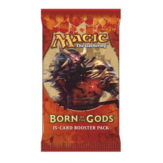 Magic: The Gathering Born of the Gods 15-Card Booster Pack
